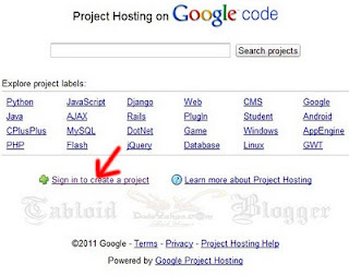 Cara Upload File Ke Google Code