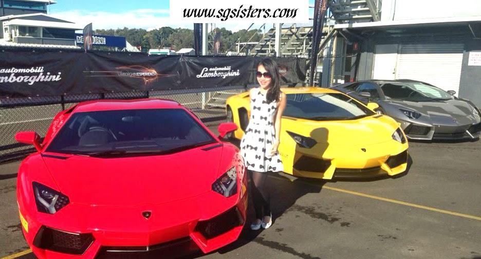 MELBOURNE   Lamborghini Esperienza 2014 @ Phillip Island Grand Prix Circuit