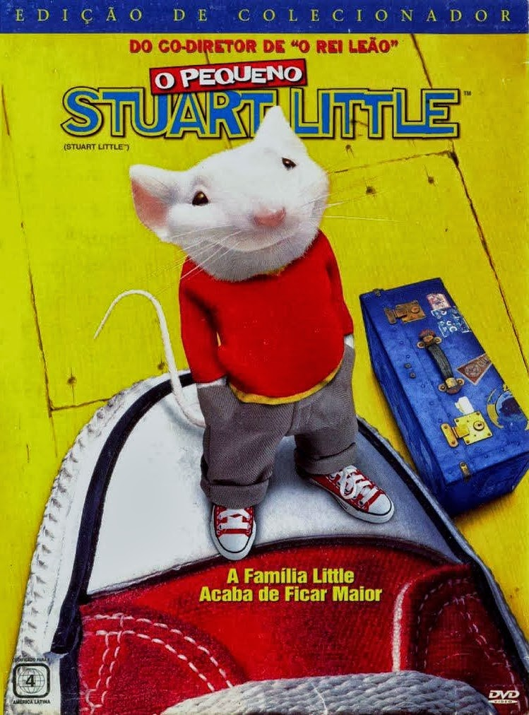 O Pequeno Stuart Little – Dublado (1999)