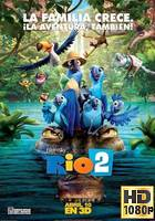 Rio 2 (2014) BRrip 1080p Latino-Ingles