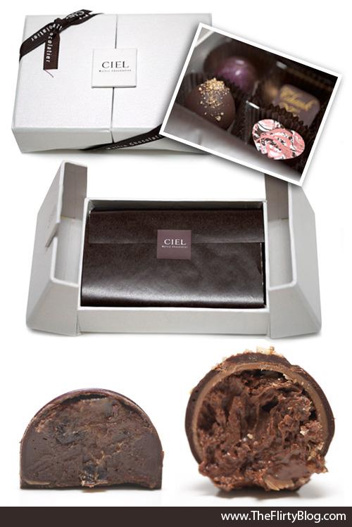 Best Chocolate Presentation