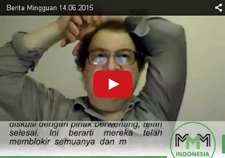 Video News Update Berita Mingguan MMM Mavrodian Indonesia Tanggal 14 Juni 2015