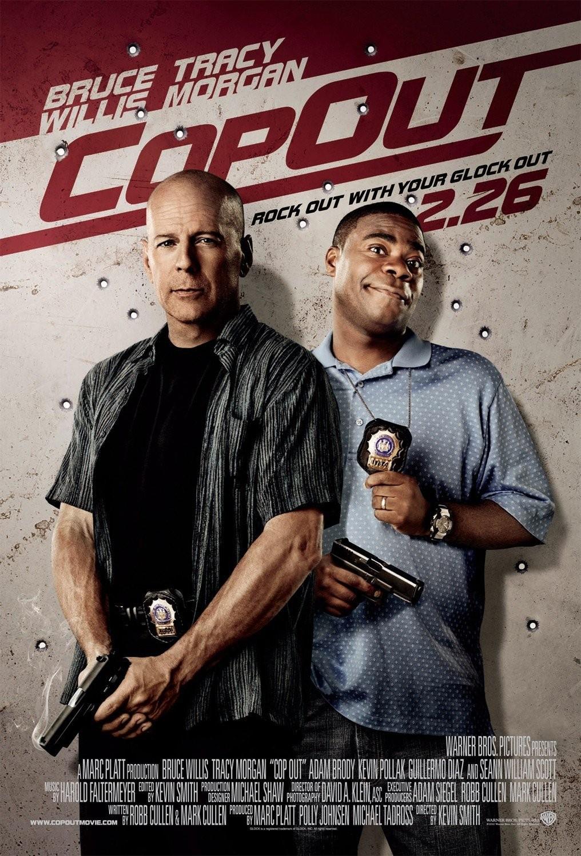 Cop Out (2010) คู่อึดไม่มีเอ้าท์