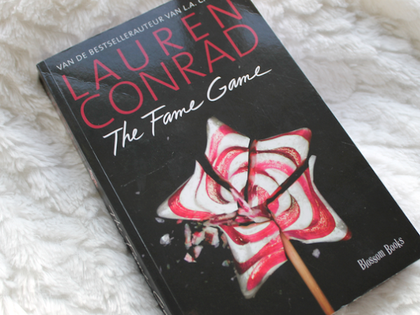 Boek recensie | The Fame Game - Lauren Conrad.