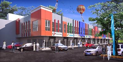 Ruko Plumbon Square Cirebon