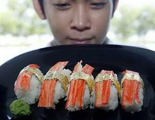 sushi-emas