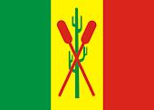 Bandeira de Petrolina Pernambuco