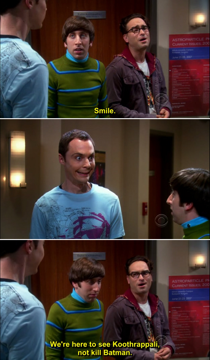 The Big Bang Theory Quote-16