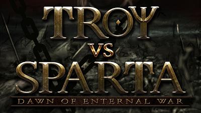 Troy vs Sparta