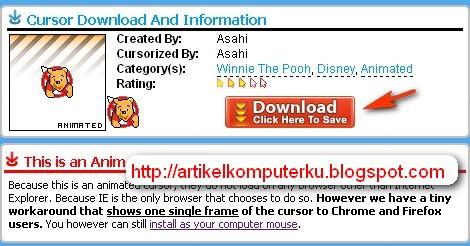 free cursor