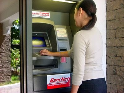cara transfer atm lain bank