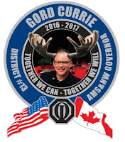Gord Currie Governor