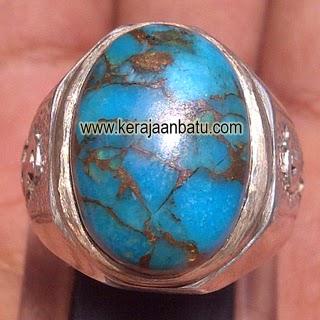 Batu Permata Natural Turquoise