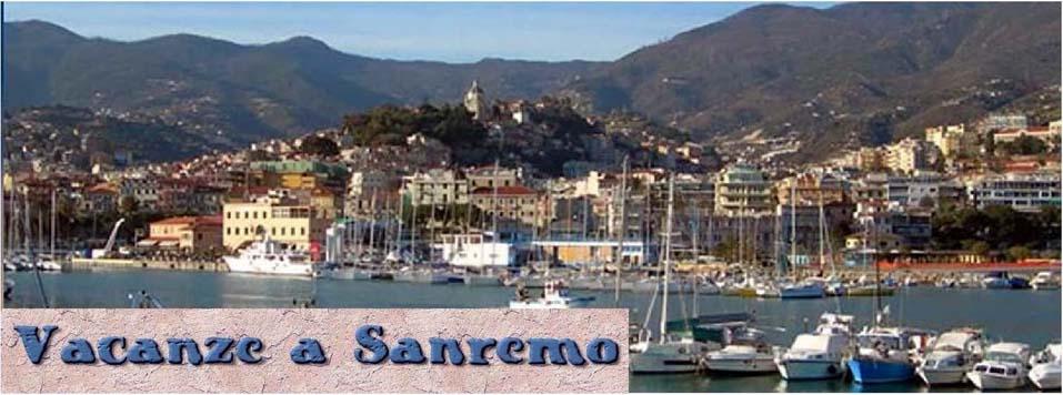 Vacanze a Sanremo