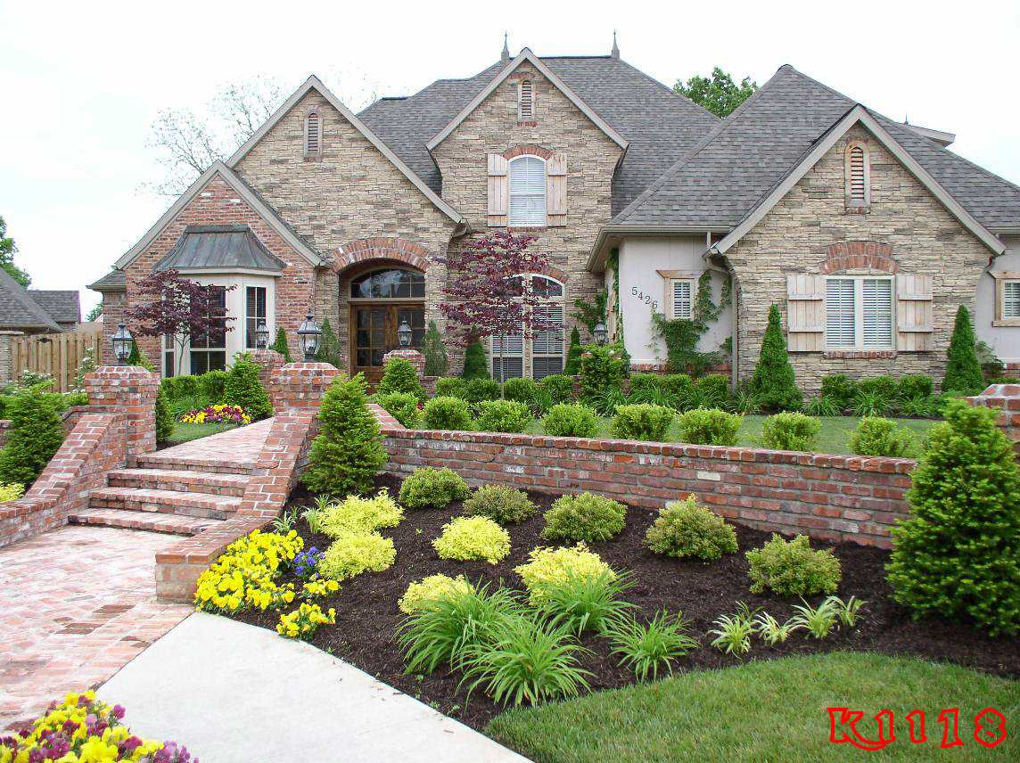 Front Yard Easy Landscaping Ideas Garden Ideas