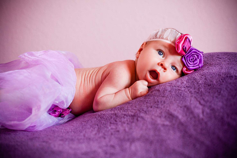 Martusia - fotografia niemowlęca Rybnik