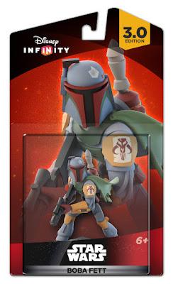 TOYS : JUGUETES - DISNEY Infinity 3.0  Boba Fett : Star Wars | Figuras - Muñecos - Videojuego  Febrero 2016 | A partir de 6 años  Comprar en Amazon España & buy Amazon USA