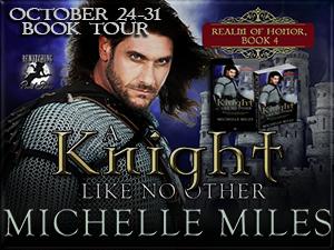 Knight Like No Other Spotlight Tour