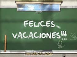 Docentes Correntinos:¡ FELICES VACACIONES!.