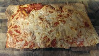 Tofutti+Pizza Toffuti Pizza Pizzaz Review- Lactose Free Pizza