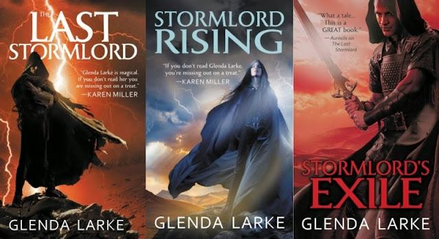 Watergivers: Stormlord Trilogy by Glenda Larke