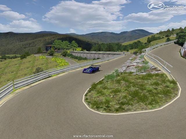 Nuevo circuito Rally rFactor