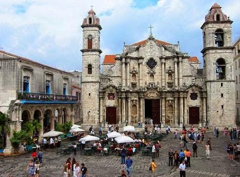 Catedral  Habana Vieja