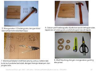 Contoh Kerja Kursus Pendidikan Seni Visual PSV SPM 2013 Tugasan 2