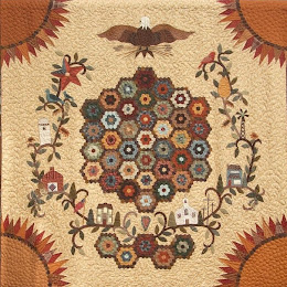 Life In The Midwest Quilt Pattern