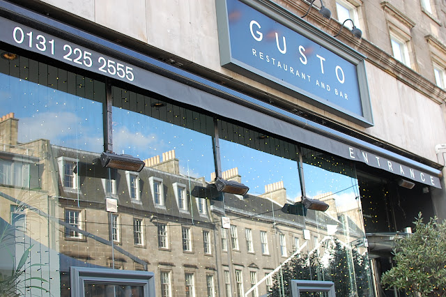 Gusto Edinburgh Review