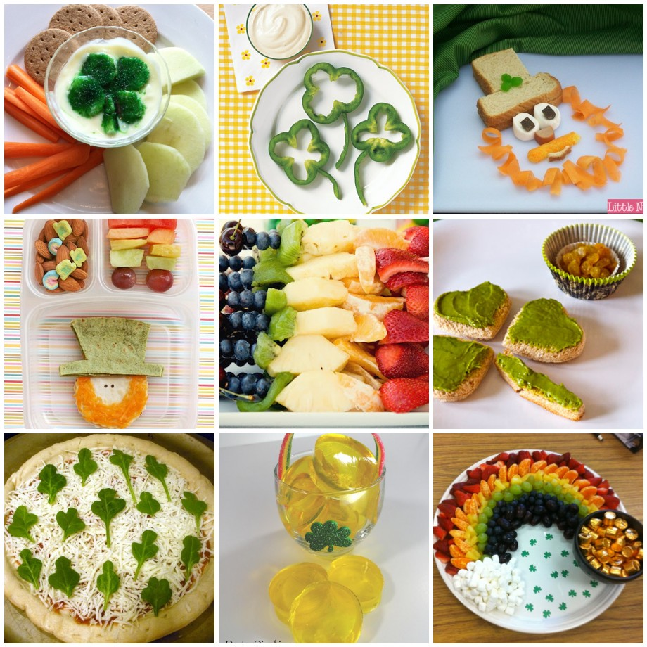 40 Green Foods to Celebrate St. Patrick's Day Elizabeth Harris January 18, From breakfast to dinner and drinks to desserts, get in the spirit and make all your meals green this St. Patrick's Day.