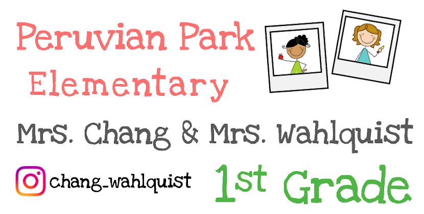 Mrs. Chang & Mrs. Wahlquist