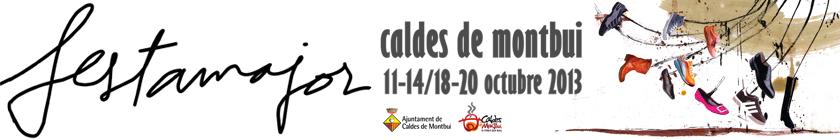FESTA MAJOR DE CALDES 2013