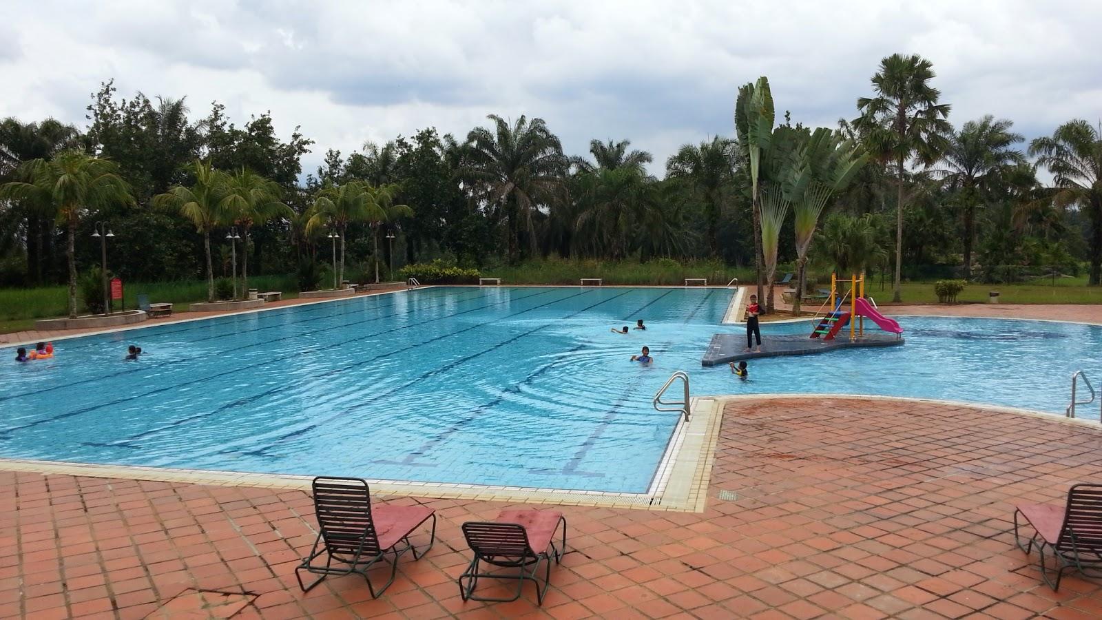 Tested and approved swimming pool at bukit beruntung golf - Club mahindra kandaghat swimming pool ...