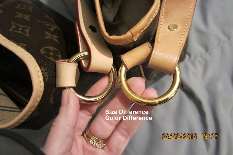 how to tell if an aigner purse is real
