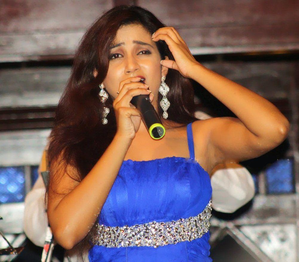 Indian singer shreya ghoshal mms 7