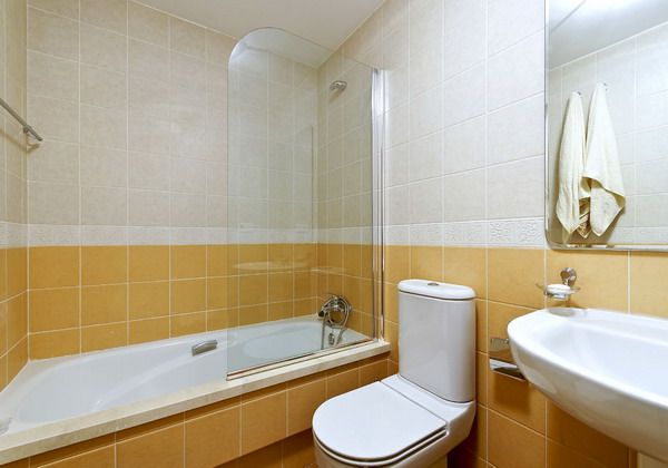 Decorating Ideas For Small Apartment Bathroom