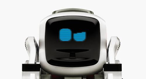 Conheça Cozmo um mini robô adorável que entra em pânico quando você ganha dele