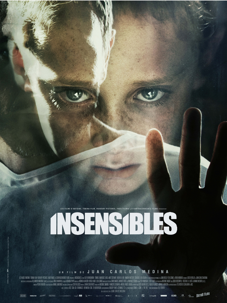 Insensibles (Legendado) DVDRip RMVB