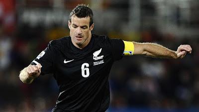 Ryan Nelsen - New Zealand National Team (2)