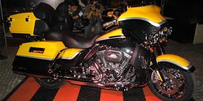 Harley Davidson Indonesia 2012