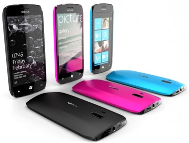 Three models of Windows Phone Revealed, Nokia Sabre, Samsung Yukon, and Wembley