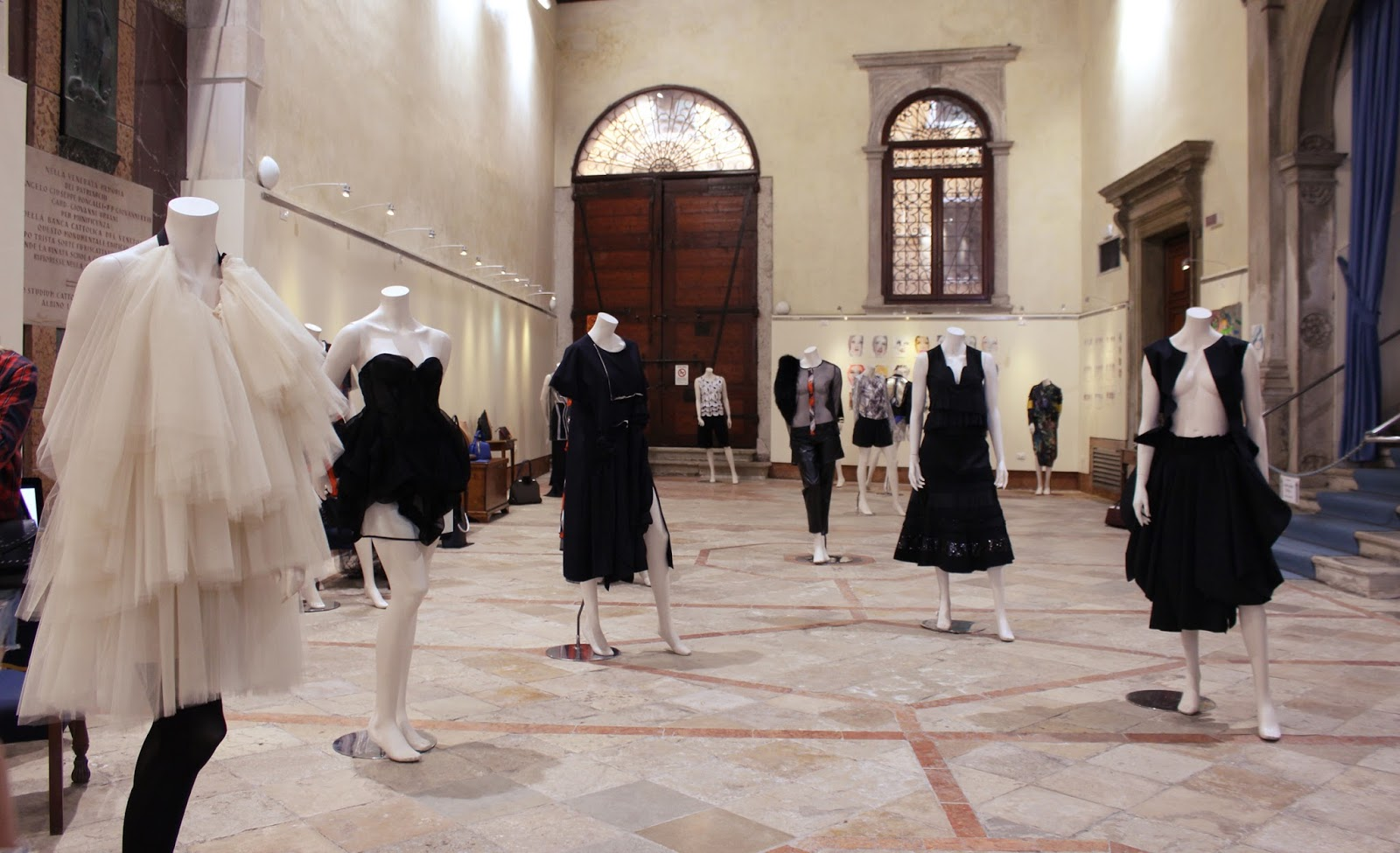 Eniwhere Fashion - Art Talent Fashion Designers - Venezia
