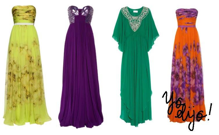 Alquiler de vestidos para fiestas en cartagena