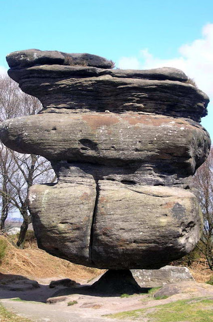 Idol Rock, Brimham Moor