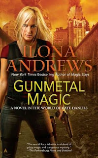 Ilona Andrews Gunmetal Magic