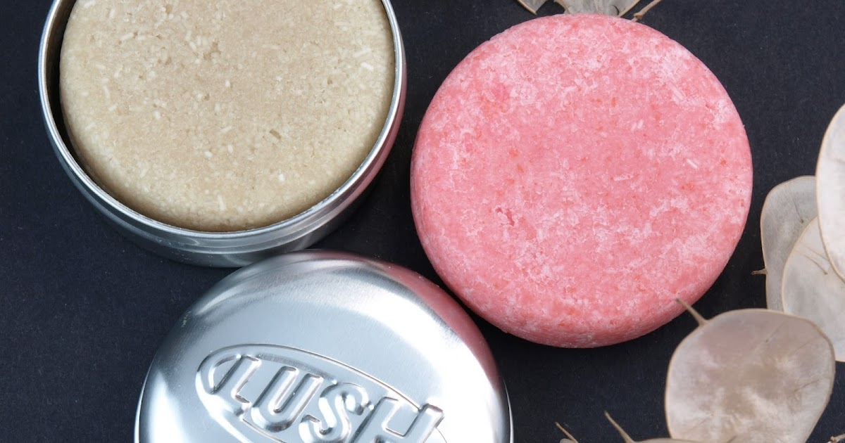 lush solid shampoo how to use