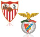 FC Sevilla - Benfica Lissabon