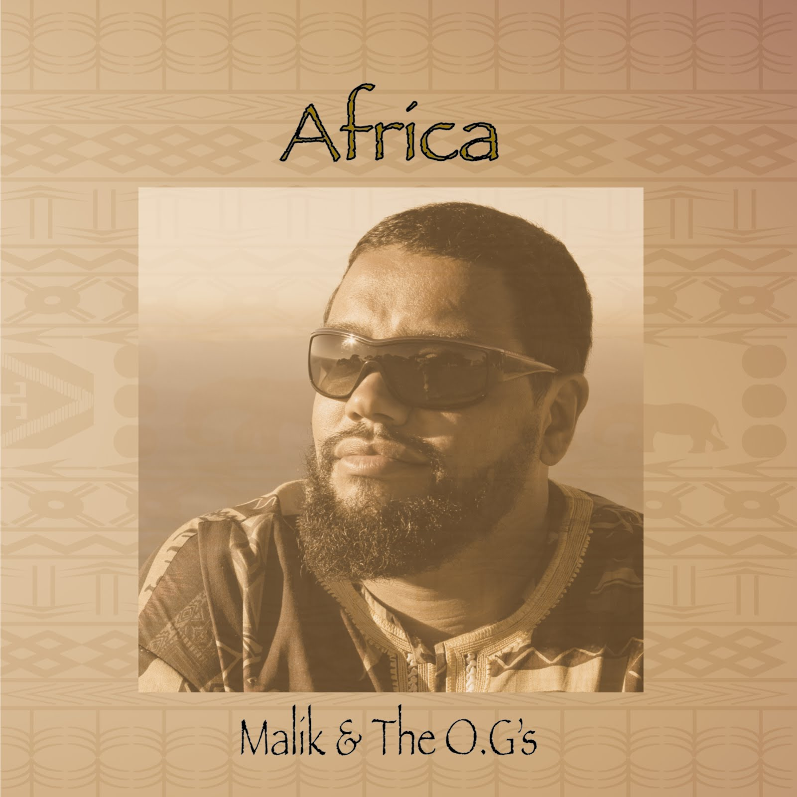 Africa EP by Malik & The O.G's
