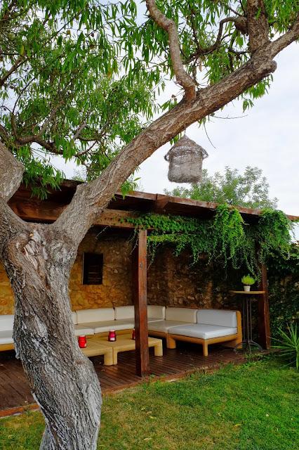 osteria ibai rusticae hotel con encanto sant pere de ribes sagardi